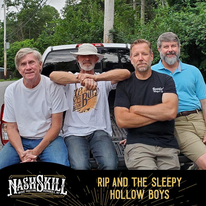 Rip and the Sleepy Hollow Boys